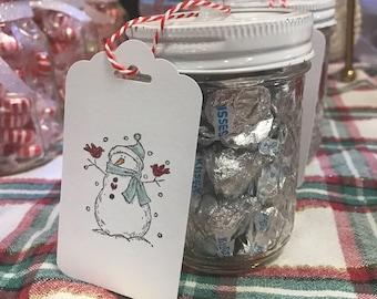 Quick gift jar