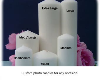 Personalized Custom Candle