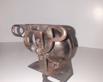 Snail Weld Sculpture
