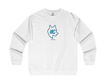 Northern Culture Howling Wolf Crewneck