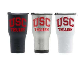 USC Gifts USC Gift for Him USC Trojans Gifts Usc Tumbler Usc Cup Usc Mug Usc Trojans Fan Gifts Usc Trojans Alumni Gifts Usc Grad Gifts Rtic