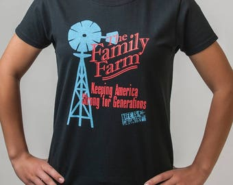 Country Girl T-Shirt: The Family Farm