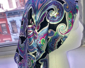 Silk European style cap