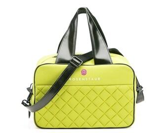 Neoprene Bag 34 lime green
