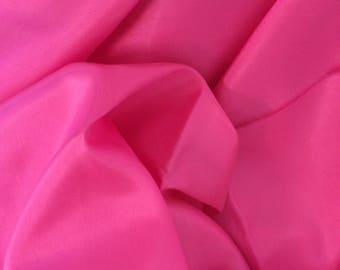 Pink lining fabric