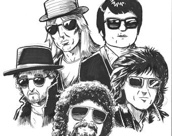 The Traveling Wilburys!