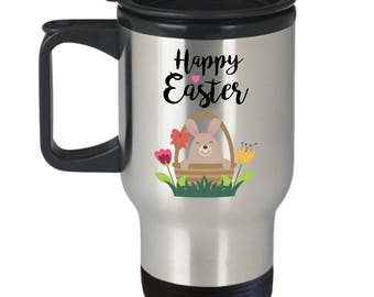 Easter gifts for him etsy easter day travel mug egg decor easter gift ideas happy easter easter negle Choice Image