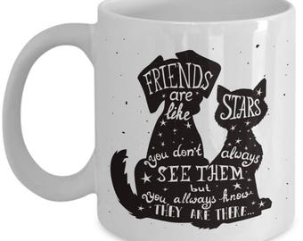 Friends Forever Coffee Mug | Gift For Daughter | Friendship | Best Friends | Best Friend Gift | Best Friends Forever | Best Friend Forever
