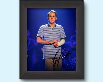 BEN PLATT Dear Evan Hansen Broadway Signed (Pre-Printed) 8x10 Photo
