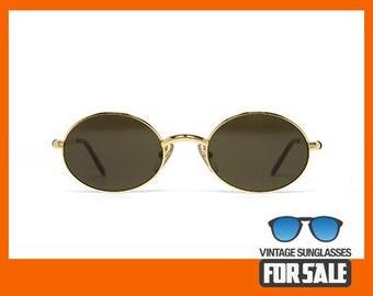 Vintage sunglasses Cartier Sorbonne original made in France 1991