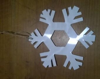 Snowflake, Christmas Decor