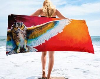 Determination -Towel