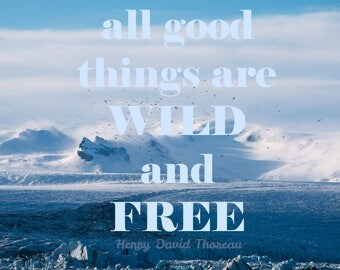 All Good Things Print -Inspirational-