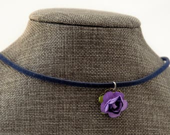 Rose chokers - 6 color variations