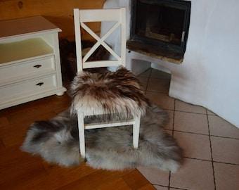 Soft Faux Sheepskin Chair Cover Pad Skin Warm Carpet Fluffy Fur Home Room Rug Sheepskin 37x37