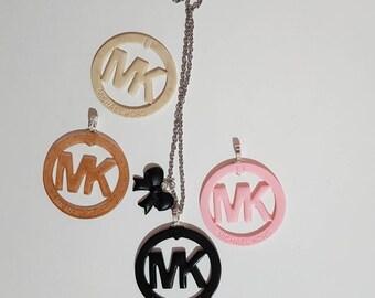 Michael Kors Logo Necklace