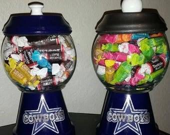 Dallas Cowboy Candy/Cookie Jars