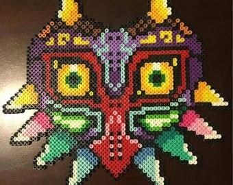 Zelda Majoras Mask perler