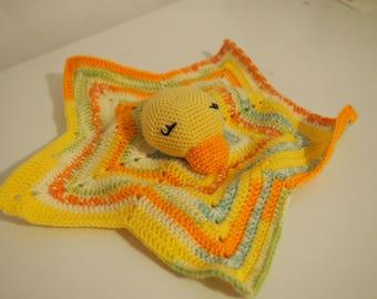 Duck Cuddle Blanket