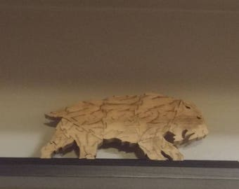 Saber tooth puzzle