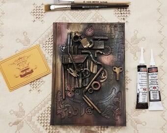 Undated notebook agenda men gift organizer game of thrones