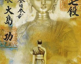 5D Diamond Mosaic Buddha Diy Diamond Embroidery Square Paste Full Cross Stitch Kit Diy Diamond Painting