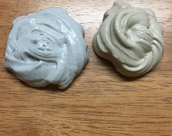 """2oz Silver and Gold Glitter """"Gold Mine"""" Slime"""