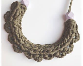 Chunky Funky Necklace