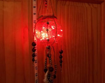 Jelly Fish Dream Catcher