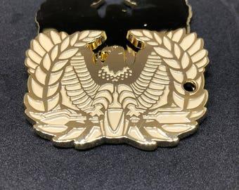 Warrant Officer keychain