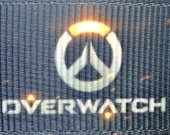 Overwatch Dog Collar  - Charity Fundraiser