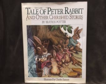 1986 The Classic Tale of Peter Rabbit and Other Cherished Stories by Beatrix Potter