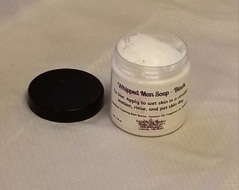 Whipped Man Soap