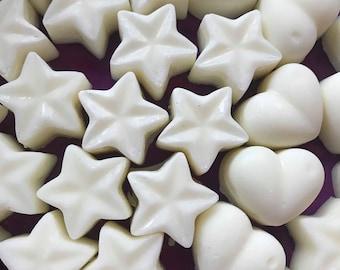 Wax Melt shapes