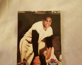 1993 Topps Willie Mays card