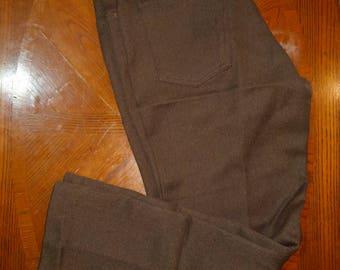 Vintage Brown Levi Pants