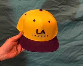LA Lakers custom snapback - One off