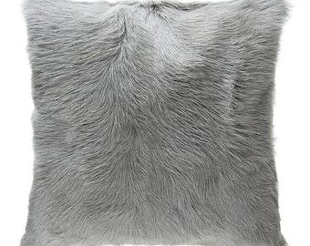 Goat Fur Pillow