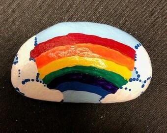 Rainbow Rock Art