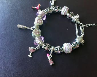 Girls just want to have fun bracelet