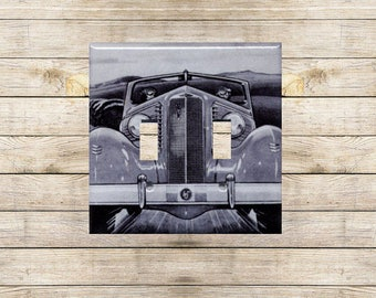 Afternoon Drive Decorative Switchplate