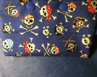 Pirate insulin pump pouch