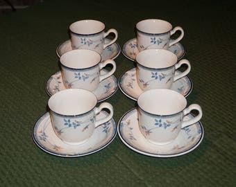 Keltcraft Designed by Noritake Vintage Tea Cups.