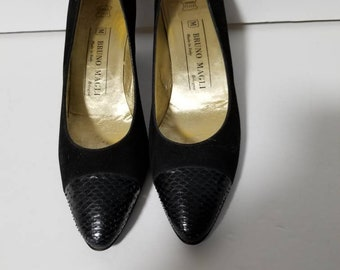 Vintage Bruno Magli pumps