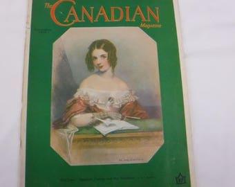 The Canadian Magazine 1932 November Issue