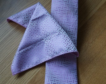 Tie and Pocket Square Gift