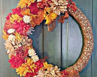 Floral Wreath