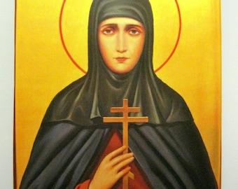 Holy Martyr Anna Ezhova
