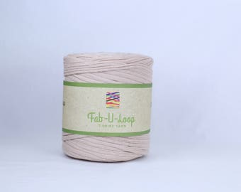 "T-Shirt Yarn -""Occasional Sparks""  ~160 yards, 130 m"