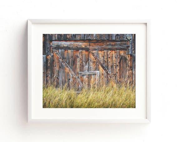 """Barn Doors"" - fine art photography"